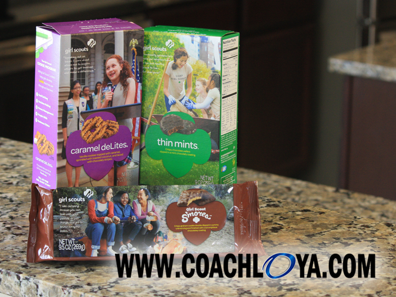 The Girl Scout Cookie Saga