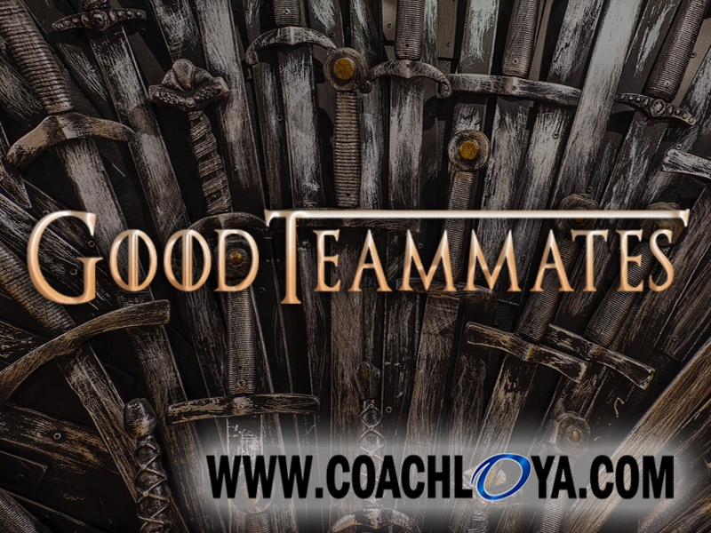 Who's the Best GOT Teammate?