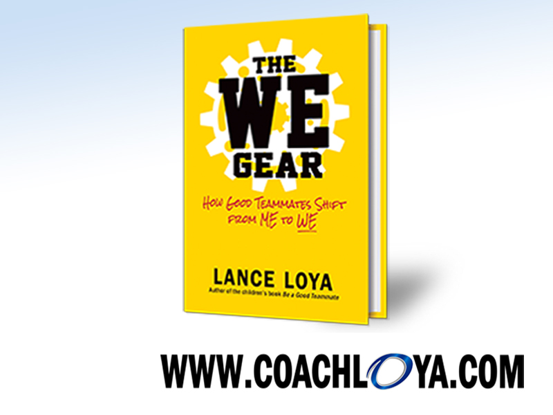 The WE Gear Announcement
