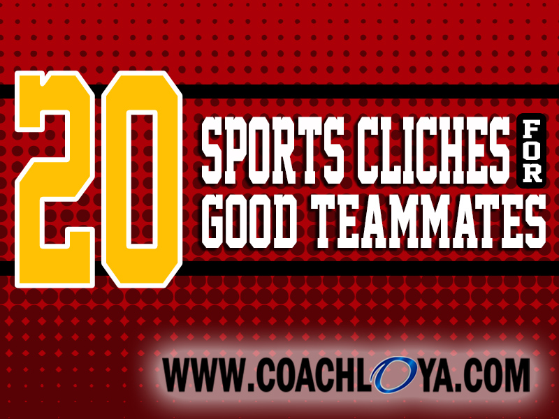 20 Useful Sports Clichés