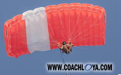 The Parachute Packer Standard